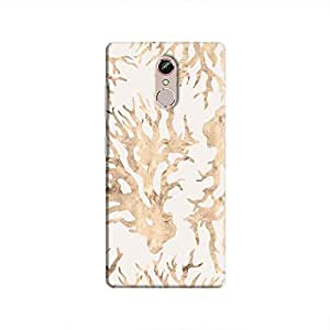 Cover It Up - Blue Pastel Nature Print Gionee S6s Hard Case
