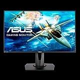 ASUS VG278Q 27 Full HD 1080p 144Hz 1ms DP HDMI DVI Eye Care Gaming Monitor with FreeSync/Adaptive Sync