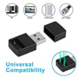 Magnetic USB Charger, Portable Charging Dock