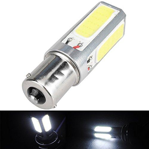 HITSAN INCORPORATION White COB 20w 1156 ba15s LED Interior Fog Brake Parking Backup Bulb Light Lamp
