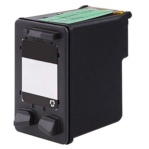 Everydaysource 2 Pack of Remanufactured HP 56 (C6656AN) Ink Cartridge for HP DeskJet 450CBI / PSC 1210, Black (Remanufactured 56 C6656an Ink)