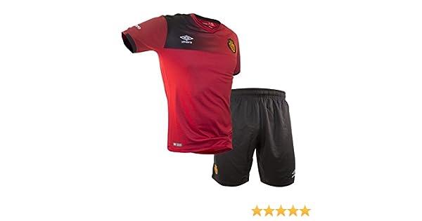 UMBRO 1ª Equipación RCD Mallorca 2016/2017 - Conjunto de Camiseta ...