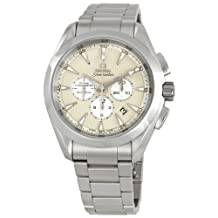 Omega Men's 231.10.44.50.09.001 Seamaster Aqua Terra Chronograph Watch