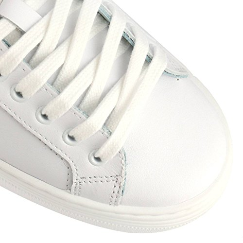 FERRAGNI Women's White CF1922 CHIARA Sneakers Leather 1vzpnq4vFw