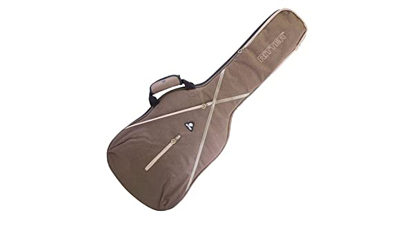 Amazon.com: Ritter Session 7 Electric Guitar Gig Bag-Brown: Musical Instruments