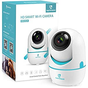 Flashandfocus.com 41wjHUfaBzL._SS300_ HeimVision 2K 3MP Security Camera, Pan/Tilt/Zoom WiFi Home Indoor IP Camera for Baby/Pet/Nanny Monitor, Night Vision, 2…