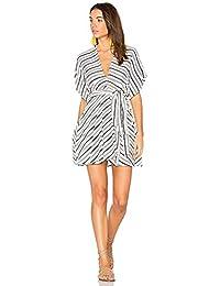 Cova Striped Dress, Amsterdam Stripe Print, X-Small