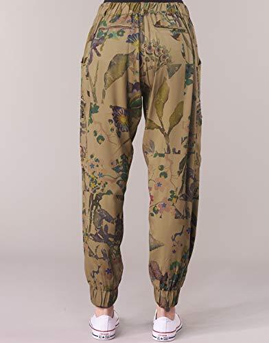 Vert Claris Pantalon Desigual Vert Desigual Nc Claris Nc Pantalon Desigual Pantalon W71xW