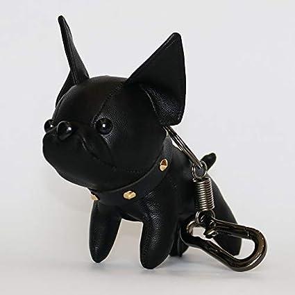 Rarido - Llavero, diseño de bulldog francés: Amazon.es ...