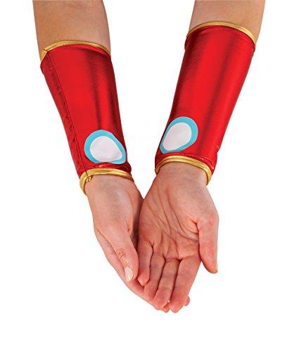 Rubie's Marvel Women's Universe Rescue Gauntlets, Multi, One Size]()