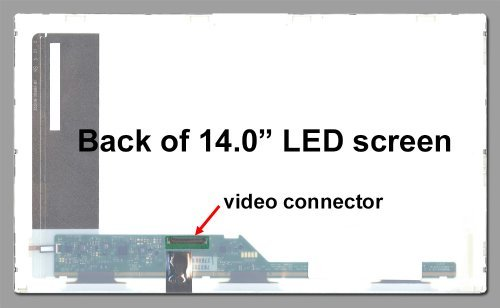 Asus K40ij Laptop Led Lcd Screen Replacement