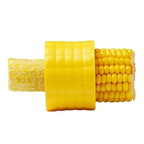 Tepathip Creative Home Gadgets Corn Stripper Cob Cutter Remove Kitchen Accessories Cooking Tools