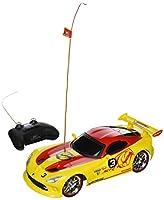 New Bright F/F Viper RC Vehicle (1:16 Scale), Yellow