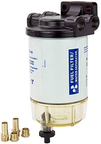 Jarhit S3213船外マリン燃料油水分離、船フィルター、燃料水分離器フィルター