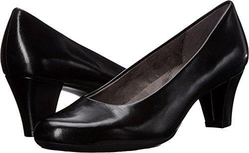 ore Thing Dress Pump, Black Leather, 10 M US ()