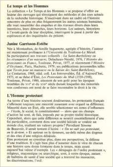 Livres gratuits L'Homme protestant pdf ebook
