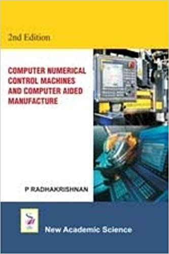 Computer Numerical Control Machines By Radhakrishnan Epub Download