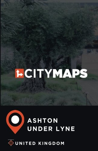 City Maps Ashton-under-Lyne United Kingdom