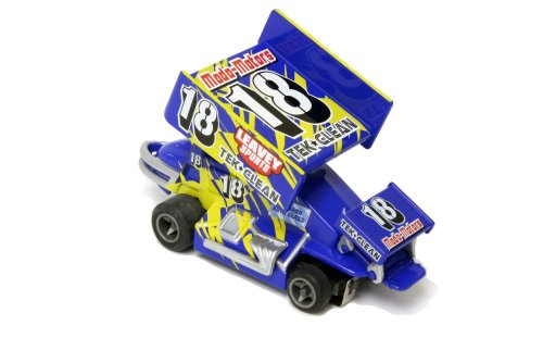 (Renegade Racer No.18 Sprint Car Slot Car)