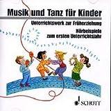 Musik und Tanz für Kinder 1 - Lehrer-CD-Box: 2 CDs. (Musik und Tanz für Kinder - Neuausgabe)