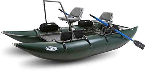 Outcast PAC 1200 – Green – Pontoon Boat
