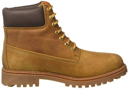 EU Yellow Bottines 40 Jaune Brown 014h01 Jaune M0001 Homme Dk Lumberjack Sm00101 8qxYwCyp