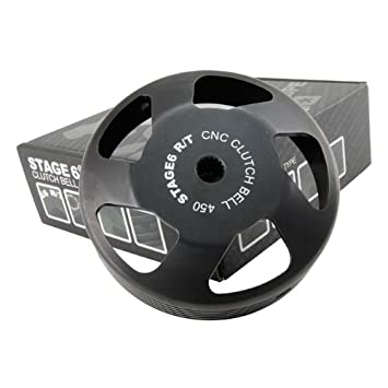Embrague Bell CNC - 450 para Minarelli Stage6 R/T, D=107 mm: Amazon.es: Coche y moto