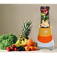 BMS Lifestyle ABS Portable Electric High-Speed Blender for Smoothies, Ice and Frozen Fruit, with Tritan BPA-Free Travel Sports Bottle