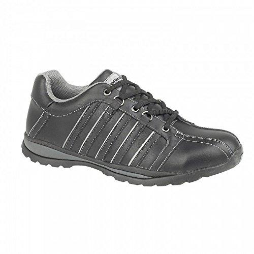 Amblers Nero Sneaker Amblers Donna Steel Sneaker Steel Eg0q11