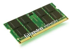 Kingston 2 GB DDR2 SDRAM Memory Module 2 GB (1 x 2 GB) 800MHz DDR2800/PC26400 DDR2 SDRAM 200pin SoDIMM KTA-MB800/2G