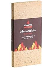 KaminoFlam vuurvaste plaat - hittebestendig tot 1250 graden