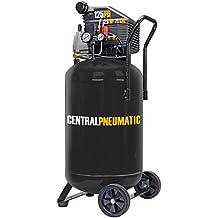 Central Pneumatic 2.5 Horsepower, 21 Gallon, 125 PSI Cast Iron Vertical Air Compressor