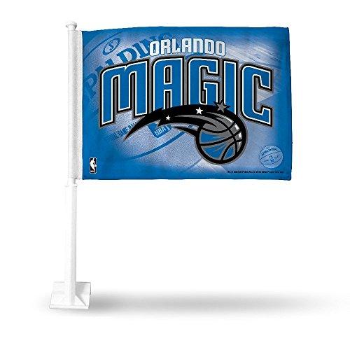 NBA Orlando Magic Car Flag - Orlando In Sports Shops