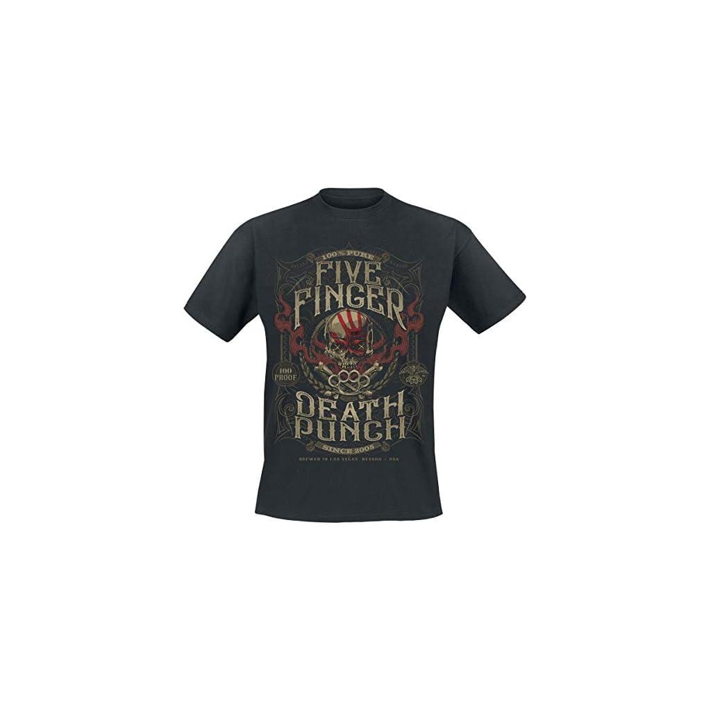 Five Finger Death Punch 100 Proof