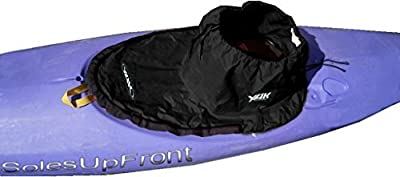 SUF Sprayskirt Kayak Spray Deck for Sea / Touring Kayaks. Adjustable Waist band. by Soles Up Front