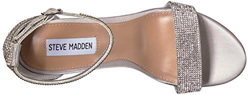 Madden Pe18 rrhinestone Donna Scarpe Steve Cristal Tacco Carrson 10 TxwRHnndqA