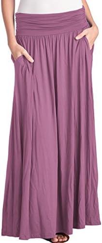 TRENDY UNITED Womens Pocket Shirring product image