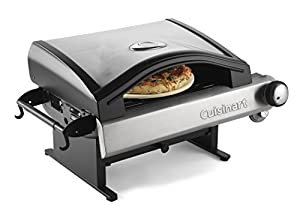 9. Cuisinart CPO-600 Alfrescamore Portable Outdoor Pizza Oven