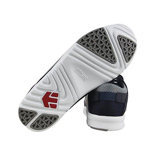 Etnies Chaussures Red Navy De Scout Sports Extérieurs Grey Homme BBHRUZ