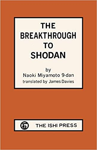 The Breakthrough to ShoDan: Miyamoto Naoki, James Davies