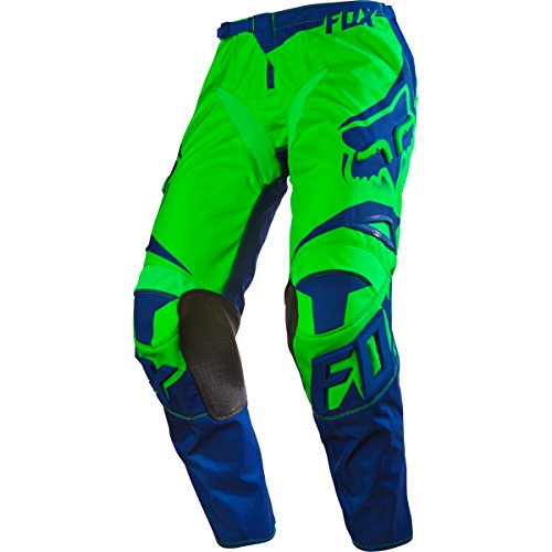 Green Motorcycle Pants - 9