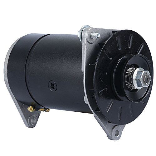 New 12V 50A Alternator Fits International 354 Btd5 Btd8 Btd6 B 634 22704J 22705F 22765B 22792A Lrd00100 Lrd107 22258 22272