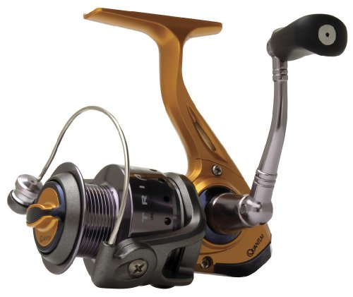 Quantum Fishing Triax 8BB SZ 10 Spin Fishing Reel, Outdoor Stuffs