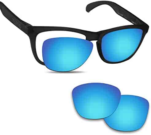 9fc3a373a0 Fiskr Anti-saltwater Replacement Lenses for Oakley Frogskins Sunglasses - Various  Colors