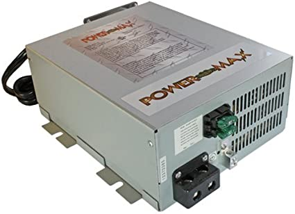 POWERMAX PM3-85 12 VOLT 85 AMP CONVERTER CHARGER WITH 3 STAGE AUTOMATIC CHARGING
