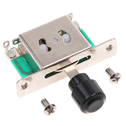 CC-JJ - 3 Way Pickup Selector Switches for LESPAUL GIBSON (Gibson Zebra Pickups)