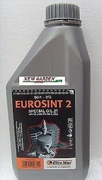 Aceite Mezcla 2T eurosint 2 oleomac Efco motosierra Desbrozadora 2 ...