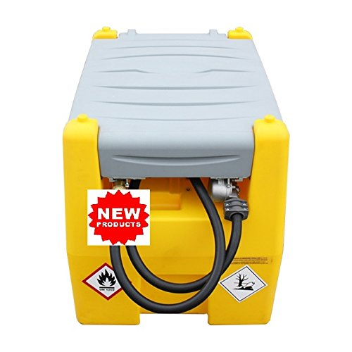 - Emiliana Serbatoi Carrytank 58 Gallon Portable Diesel Container with Electric Pump
