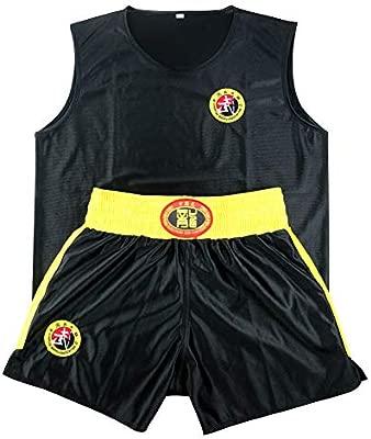 Yudesun Sanda Boxeo Artes Marciales Ropa Niños Adulto Unisex ...