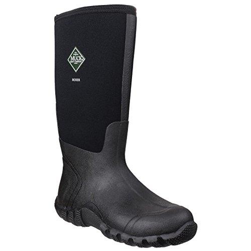 Muck Boot Unisex Hoser Klassiske Hi Gummistøvler Svart